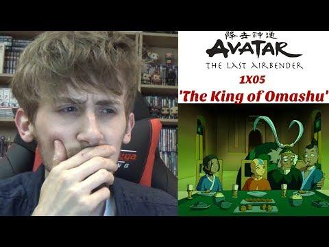 Avatar the Last Airbender Season 1 Episode 5 - 'The King of Omashu' Reaction