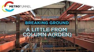 Breaking Ground: Arden Station permanent works