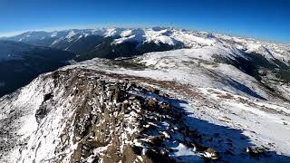 "Independence Mountain, Colorado Rockies // 7"" FPV Drone // GoPro Hero 8 // TBS Tango 2"