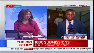 The Big Story: IEBC to appear before the joint select Parliamentary Committee
