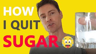 I quit sugar and my life changed, here's how...