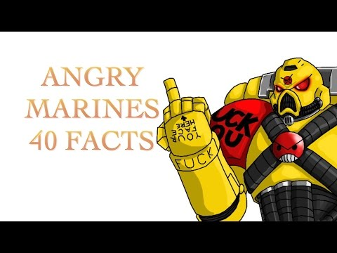 40 Facts And Lore About The Angry Marines Warhammer 40k Mp3
