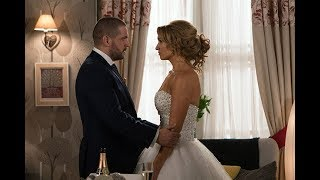 Coronation Street's Shayne Ward admits Eva's fake baby 'would absolutely destroy' Aidan