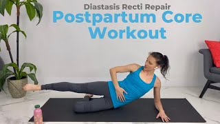 Best Exercises for Diastasis Recti - Postpartum Ab Workout