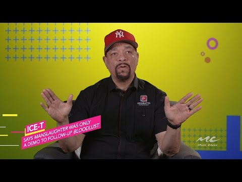 Ice-T says Body Count's 'Bloodlust' is The Next Level