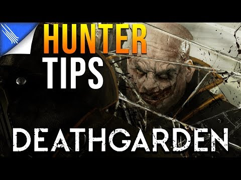 Tips to Playing Hunter - Deathgarden Bloodharvest