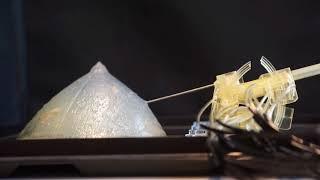 Vídeos de prototipos de robots cirujanos