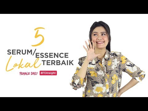5 Serum / Essence Lokal Favorit   #FDInsight