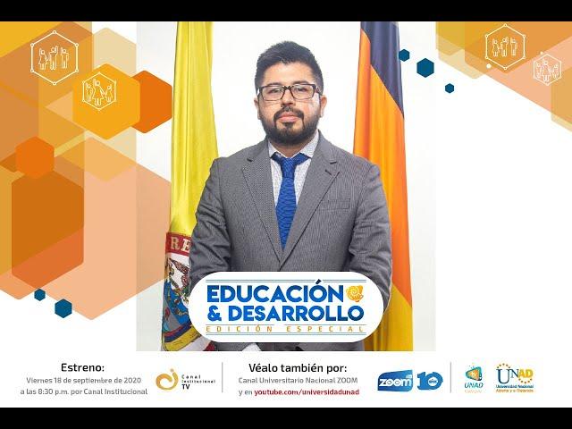 Educación y Desarrollo - Especial con Jordano Salamanca
