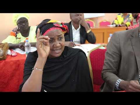 Sessions de formation des formateurs en genre et développement des organisations de la société civile de la région de Koulikoro
