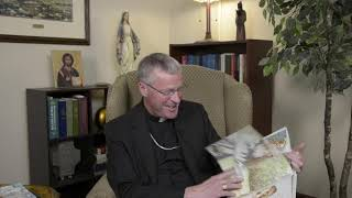 Story Time with Bishop Vetter | Daniel and His Walking Stick