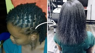 How To Undo Dreadlocks | Is It Worth It? | 2 Years Later | My Naturawl