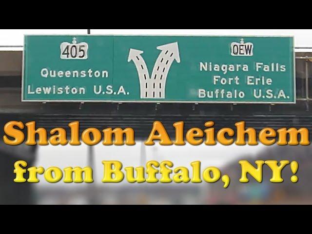 הגיית וידאו של shalom aleichem בשנת אנגלית