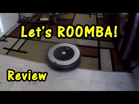 IROBOT ROOMBA 690 VACUUM CLEANER (REVIEW) | WiFi App