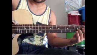 Como Acompañar Basta Ya - Olga Tanon (tutorial de guitarra)