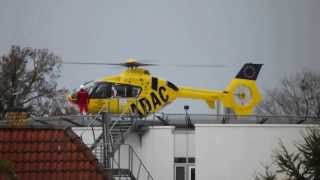 preview picture of video 'ADAC Christoph 63 Start in Torgau am 03.11.2013'