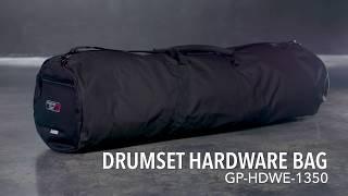 Gator Nylon GP pour accessoires de percussion 33 x 127 cm - Video