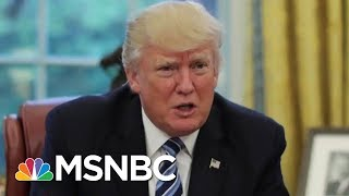 Joe: Donald Trump Clearly Not Up To Task Of President | Morning Joe | MSNBC