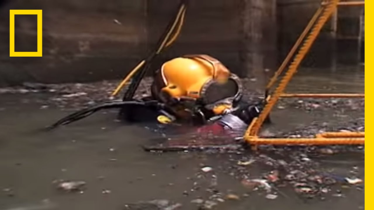 Sewer Diving | National Geographic thumbnail