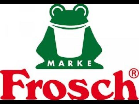 Frosch Badreiniger + Essigreiniger