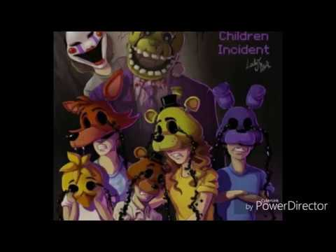 Fnaf missing dead children souls|this is gospel|five nights at Freddy's|panic at the disco|