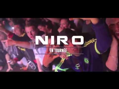 Teaser - N.I.R.O - Lundi 10 Novembre - Wave Club Orléans
