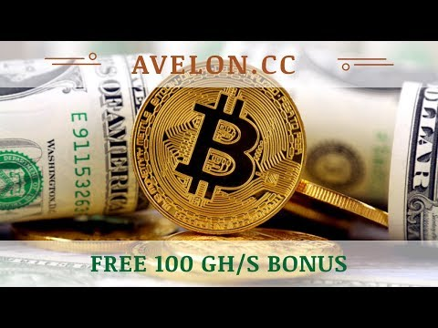 Avelon.cc отзывы 2019, обзор, получил выплату + 1,10 USD, Free bonus 100 Ghs and start mining