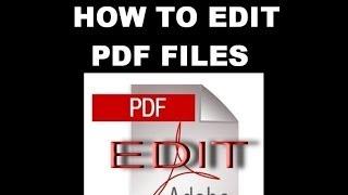 how to edit pdf file online in adobe acrobat reader