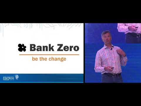 2nd MEA Fintech Forum – Beyond Disruption – Challenger Banks – Keynote by Michel Jordaan