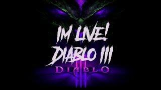 Diablo III Live! (Warning, a little gory)