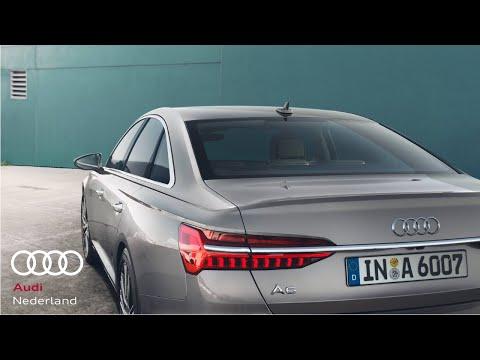 Audi A6 Limousine Седан класса A - рекламное видео 3