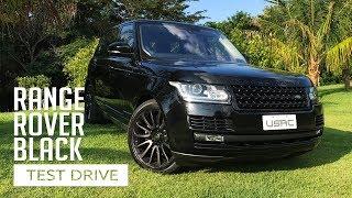 Range Rover Black - Test Drive