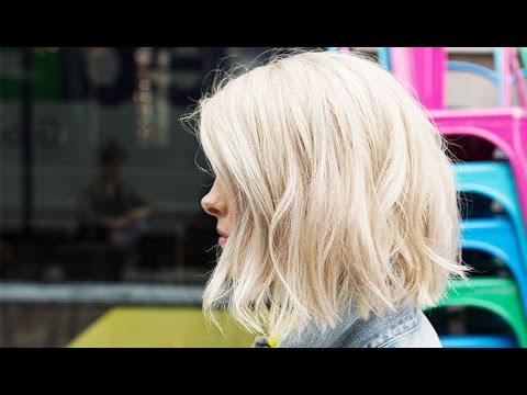 How To: Get a Wavy Bob