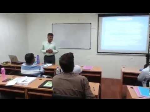 PMP Certification Classroom Training - ITechGurus (Small Video ...