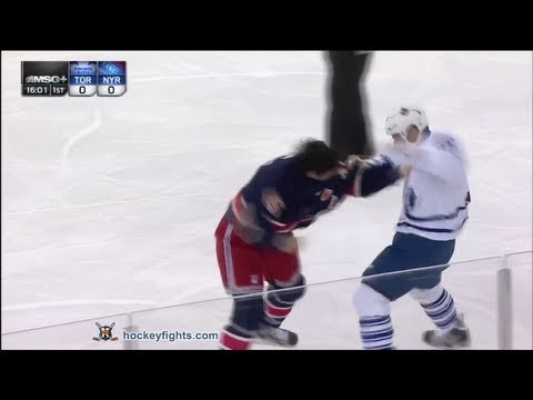 Arron Asham vs. Mike Brown