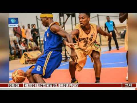 Sports Tonight: Discuss On Afro Basket 23/02/17