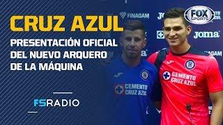 "Sebastián Jurado: ""Llego a Cruz Azul, club más grande de México"""