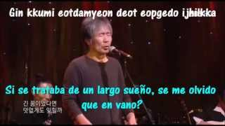 Choi Baek Ho –On The Road[What Happened to my family OST Part 2](Sub Español+Romanización+ Hangul)