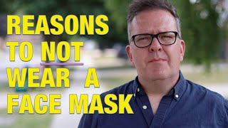 Some people may suffer from the following conditions and are unable to wear a face mask  -----  Remember to SUBSCRIBE! Click the Bell icon to be notified when I post!  Follow me for more fun videos and content!  Facebook:  https://facebook.com/brittlestar TikTok: https://tiktok.com/@brittlestar Instagram: https://instagram.com/brittlestar Twitter: https://twitter.com/brittlestar -  Hundreds of thousands of people watch Brittlestar's videos every week.  His comedic and family-friendly videos have been seen more than 500 MILLION times on various platforms.  His recent KFC video campaign was the most popular branded video content in the world on Facebook for the summer of 2017.  With a global fanbase, an invitation to the White House, speaking engagements all over North America, a weekly panelist on CTV National News, starring in the Dreamworks TV show 'Kid vs Parent' with his youngest son, collaborations with celebs such as Gordon Ramsay and The Property Brothers, and meet-and-greets at PlaylistLive, Brittlestar is living the social media celebrity dream… not bad for a Dad from the suburbs.  Brittlestar, or Stewart Reynolds (as his mom calls him when he's in trouble), is the father of two teen boys, Owen and Gregor (both well-known creators online). These three guys, along with Brittlestar's wife, Shannon (co-star of their successful The Morning Show Thing live stream on Facebook), have created viral videos for a variety of brands and organizations such as Disney, ESPN, Subway, CBC, Walmart, and others.  www.brittlestar.com @brittlestar pretty much everywhere