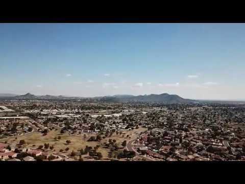 DJI Mavic Pro - Phoenix Mountain Ranges Covered Snow(400ft)