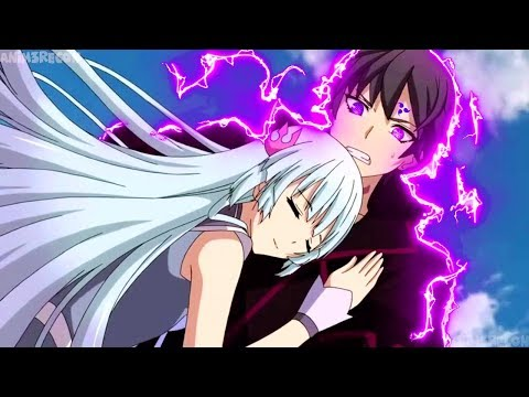 Top 10 Magic/Romance Anime Where Main Character Is Strong As Hell [HD]