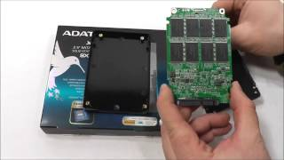 ADATA XPG SX900 128GB Unboxing + Overview + Benchmarks