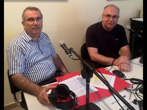 Ο Παύλος Παυλίδης στις ραδιοφωνικές ΑΝΑ...κρίσεις της Πέμπτης 24ης Ιουνίου 2021
