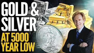 Silver & Gold At 5000 Year Low – Mike Maloney With Chris Martenson