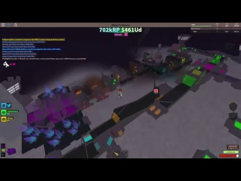 Roblox Miner's Haven Lightningbolt Refiner Loop Rebirth Setup Part 4 Duodecillion DD