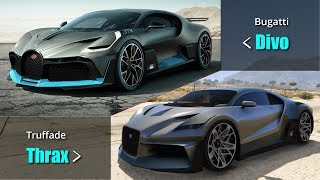 GTA V All Casino DLC Cars Vs Real Life Cars | New & Unreleased