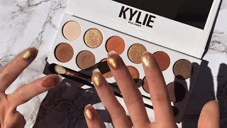 Kyshadow - The Bronze Extended Palette by Kylie Cosmetics #3