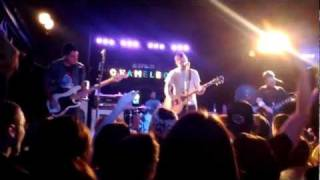 Bayside-It's Not a Bad Little War Live Chameleon Club 2-23-11