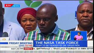 NASA unveils a seven-member organizing committee