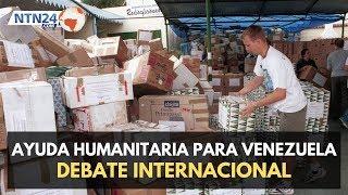 Guaidó participará en conferencia sobre la ayuda humanitaria para Venezuela